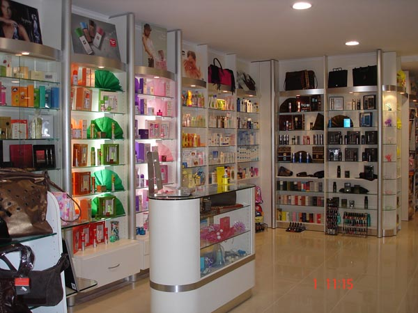 Muebles Para Farmacia De Melamina : Fabricaci?n de exhibidores para farmacias